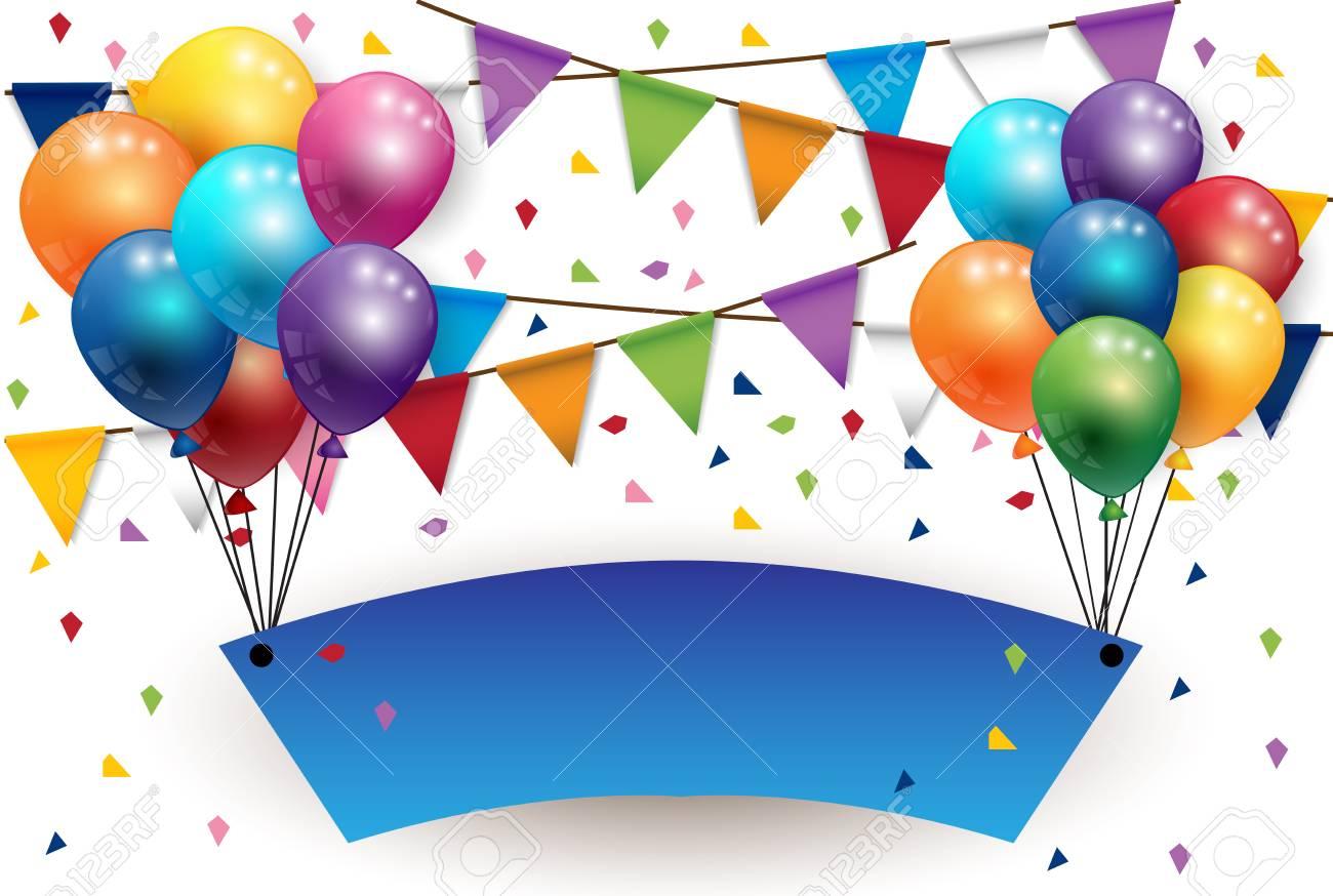 Happy New Year Balloons 38