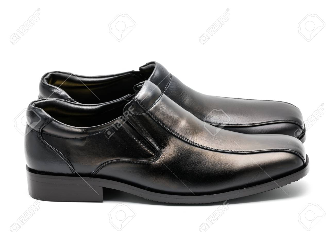 later official shop complimentary shipping pair of low cut black leather shoe for men