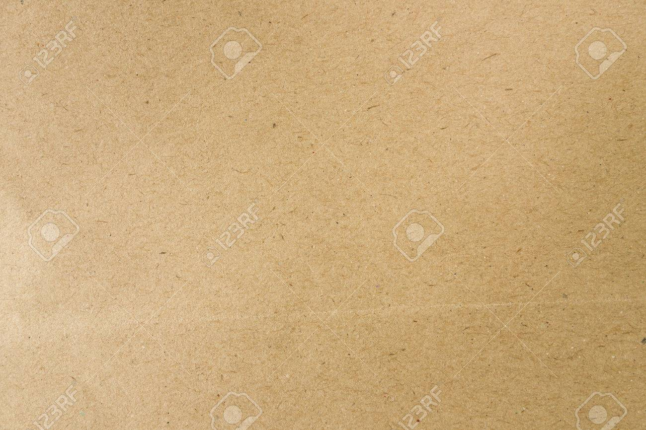 Brown Craft Paper For Background Stock Photo Picture And Royalty