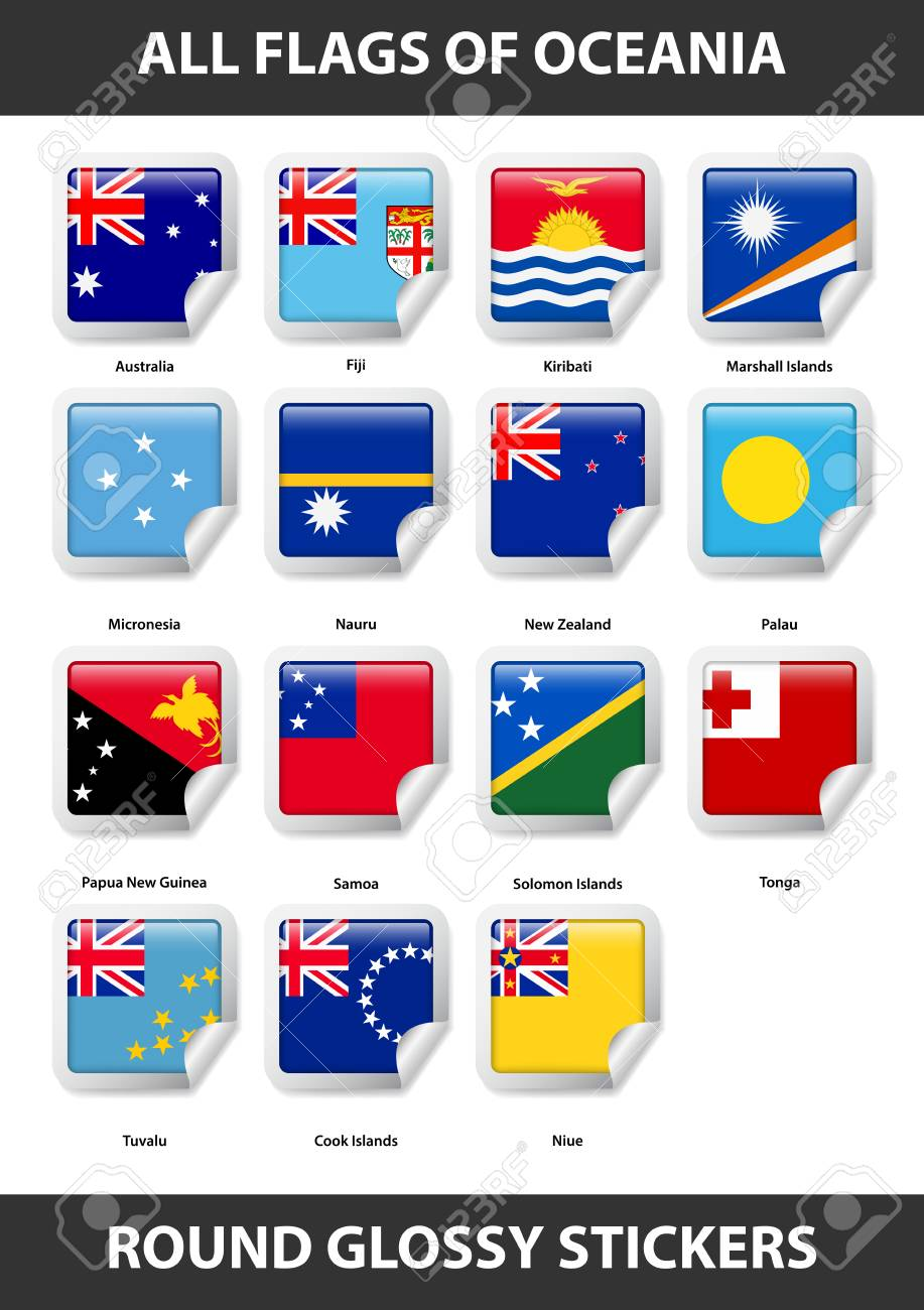 all flags of all countries