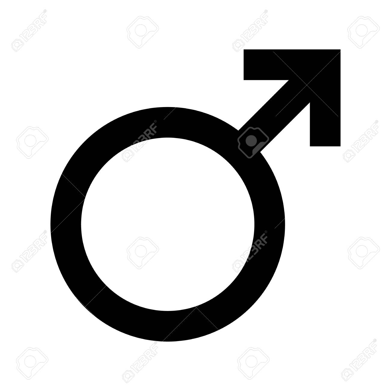 male symbol isolated on white men gender sign mars icon royalty free cliparts vectors and stock illustration image 114282180 male symbol isolated on white men gender sign mars icon