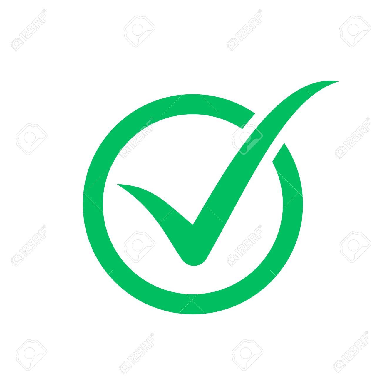 Check mark symbol, check box icon - 114283334