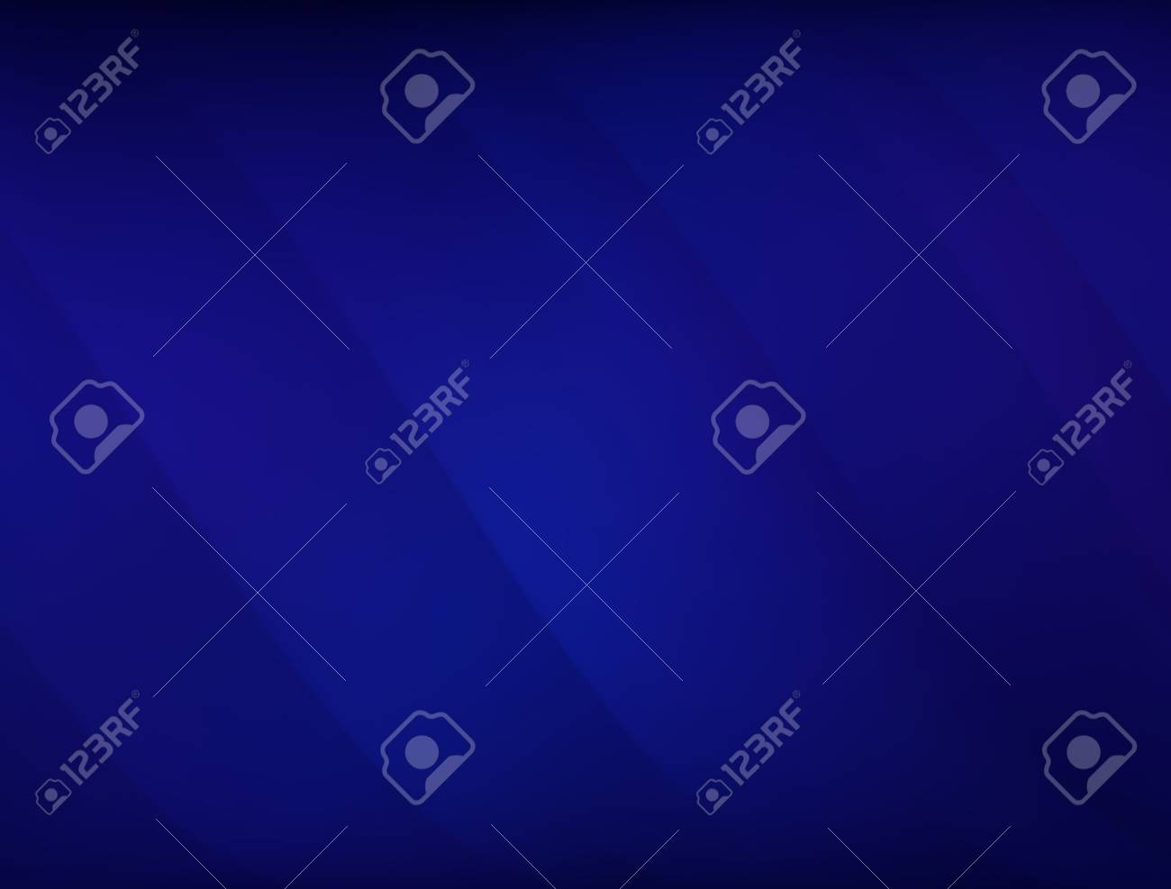 Abstract Dark Blue Background Design Element Backdrop For Artworks And Posters Stock Photo