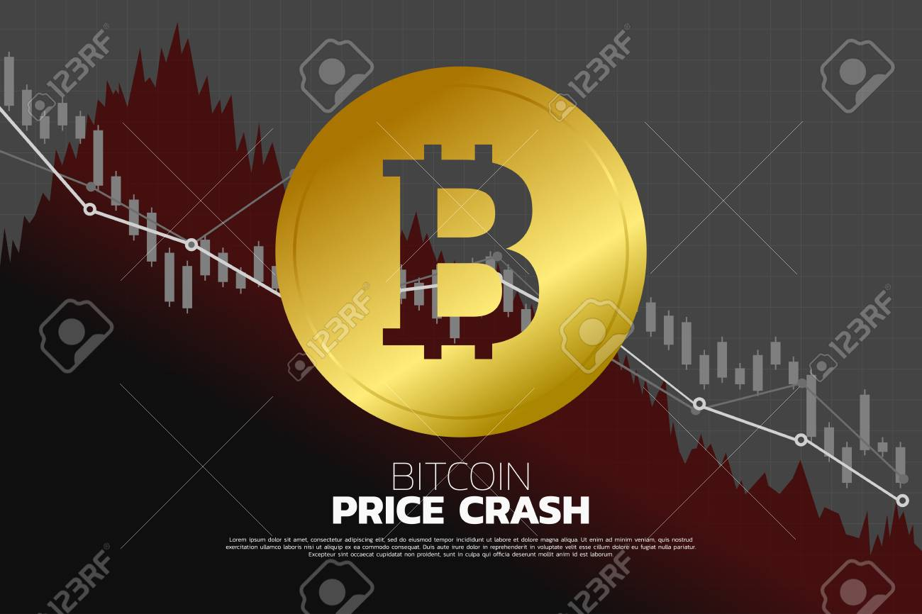 cryptocurrency prices falling down