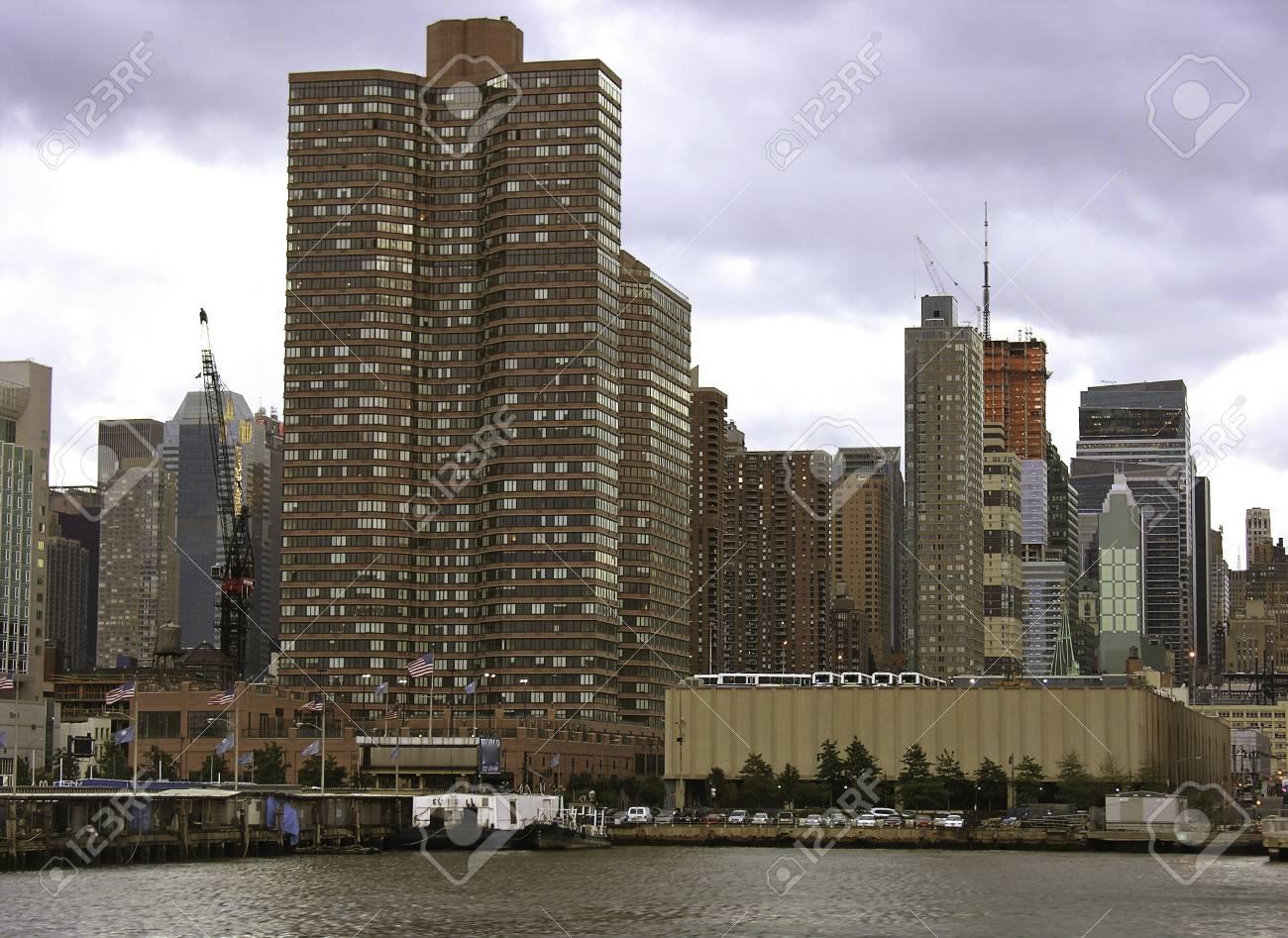 Buildings of New York City, USA Stock Photo - 12178235