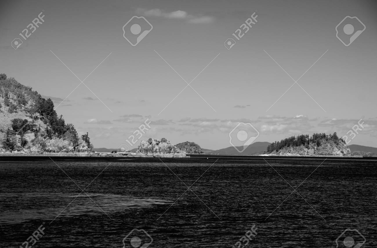 Nature of Whitsunday Islands Archipelago Stock Photo - 14363985