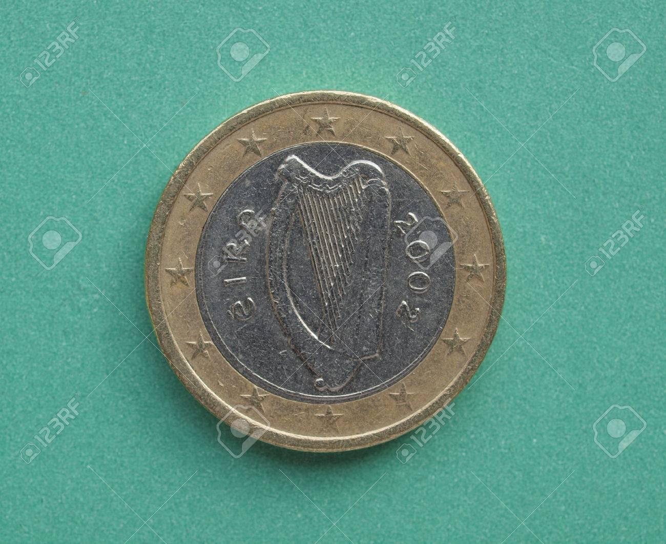 欧州連合のアイルランドの通貨か...
