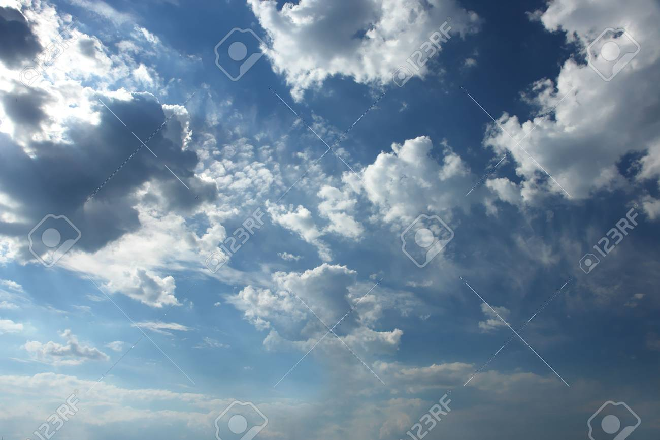 Clouds Stock Photo - 911427
