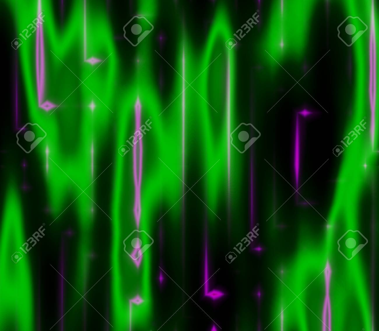Abstract Colorful Seamless Background For Websites Design For