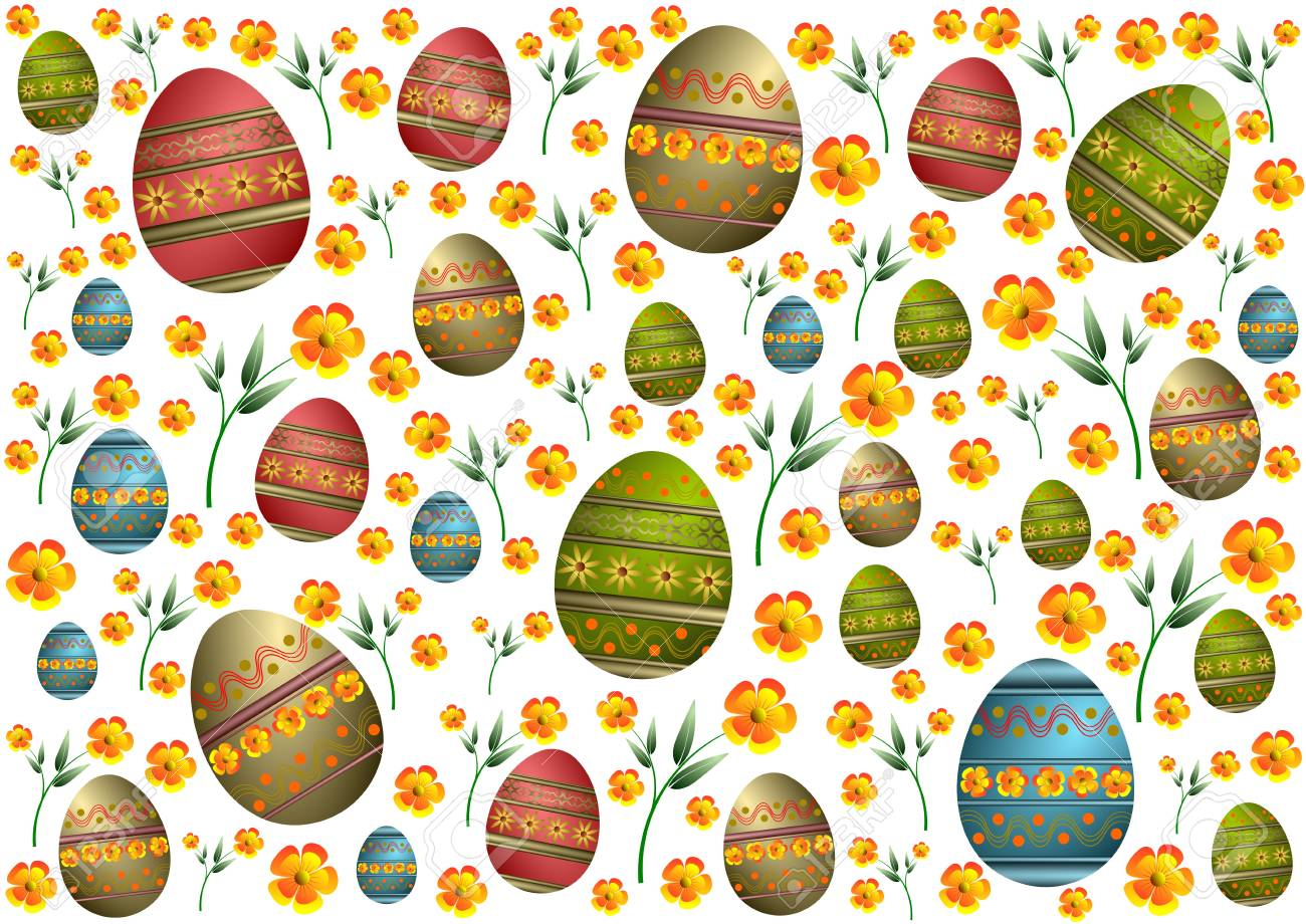 Easter eggs Stock Photo - 4190807