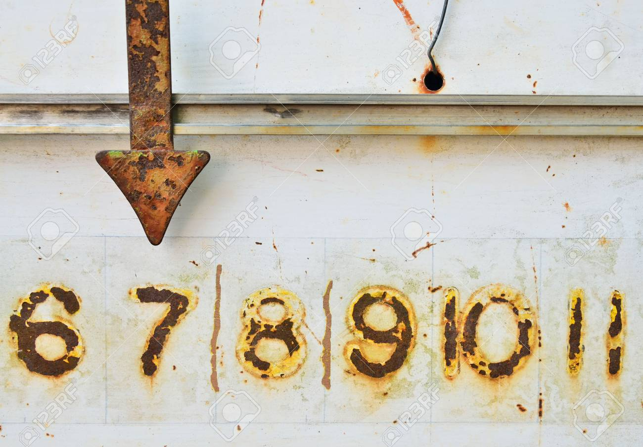 The score bar of petanque Stock Photo - 20777812