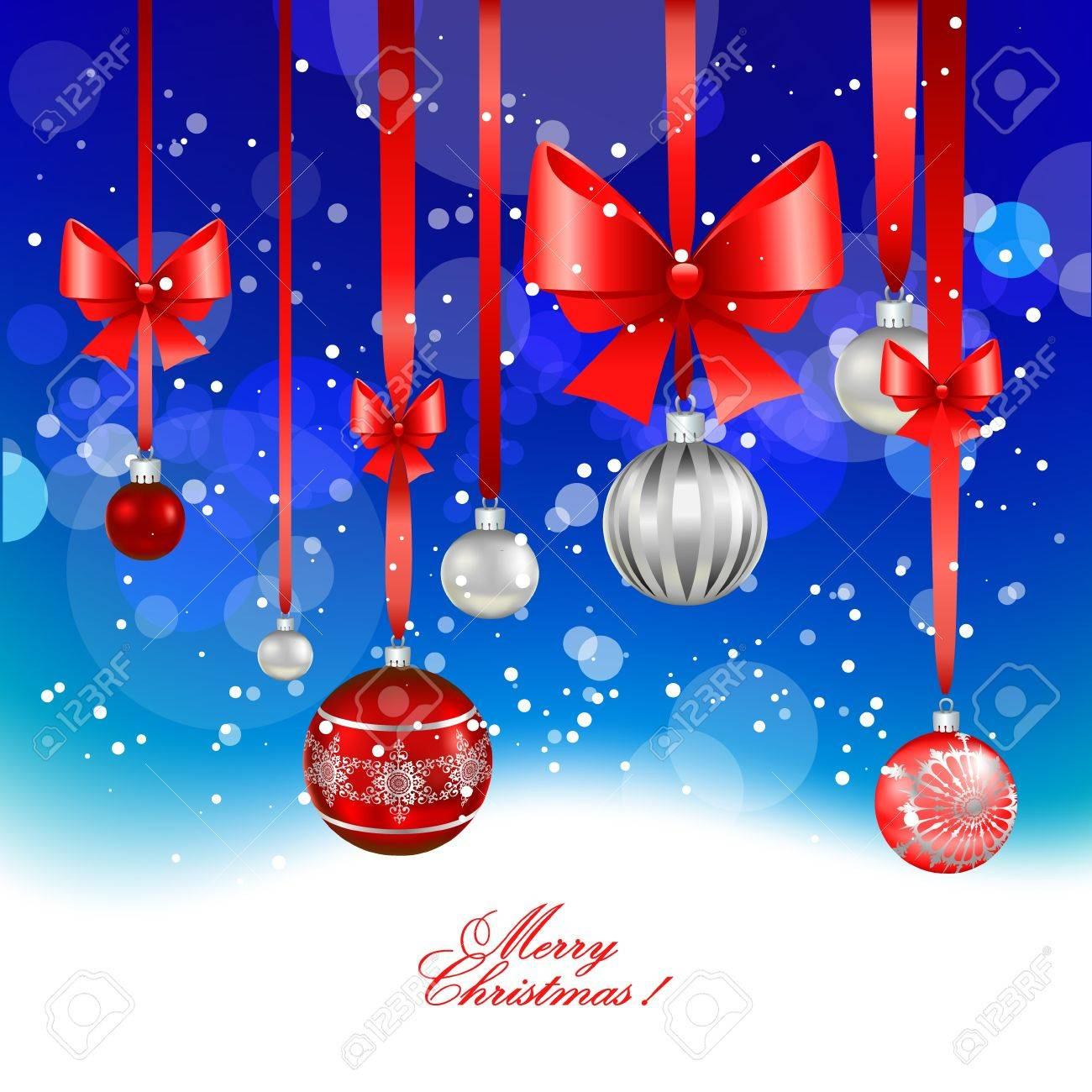 Christmas festive  background Stock Vector - 20544764