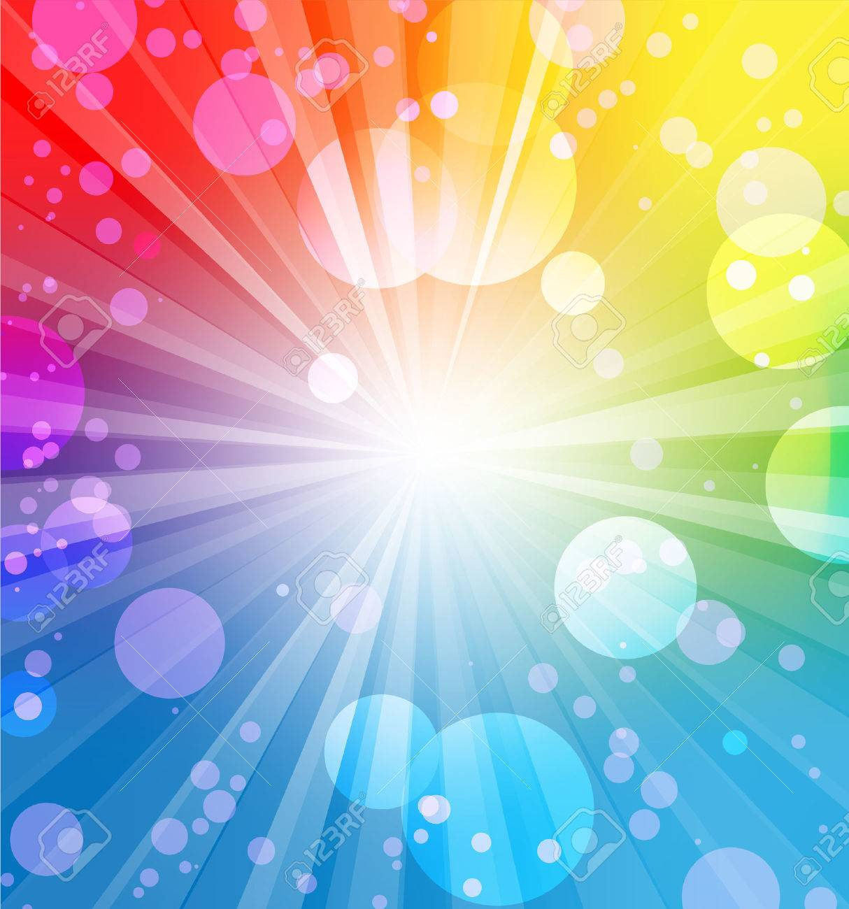 Holiday colorful background with place for text - 32500981