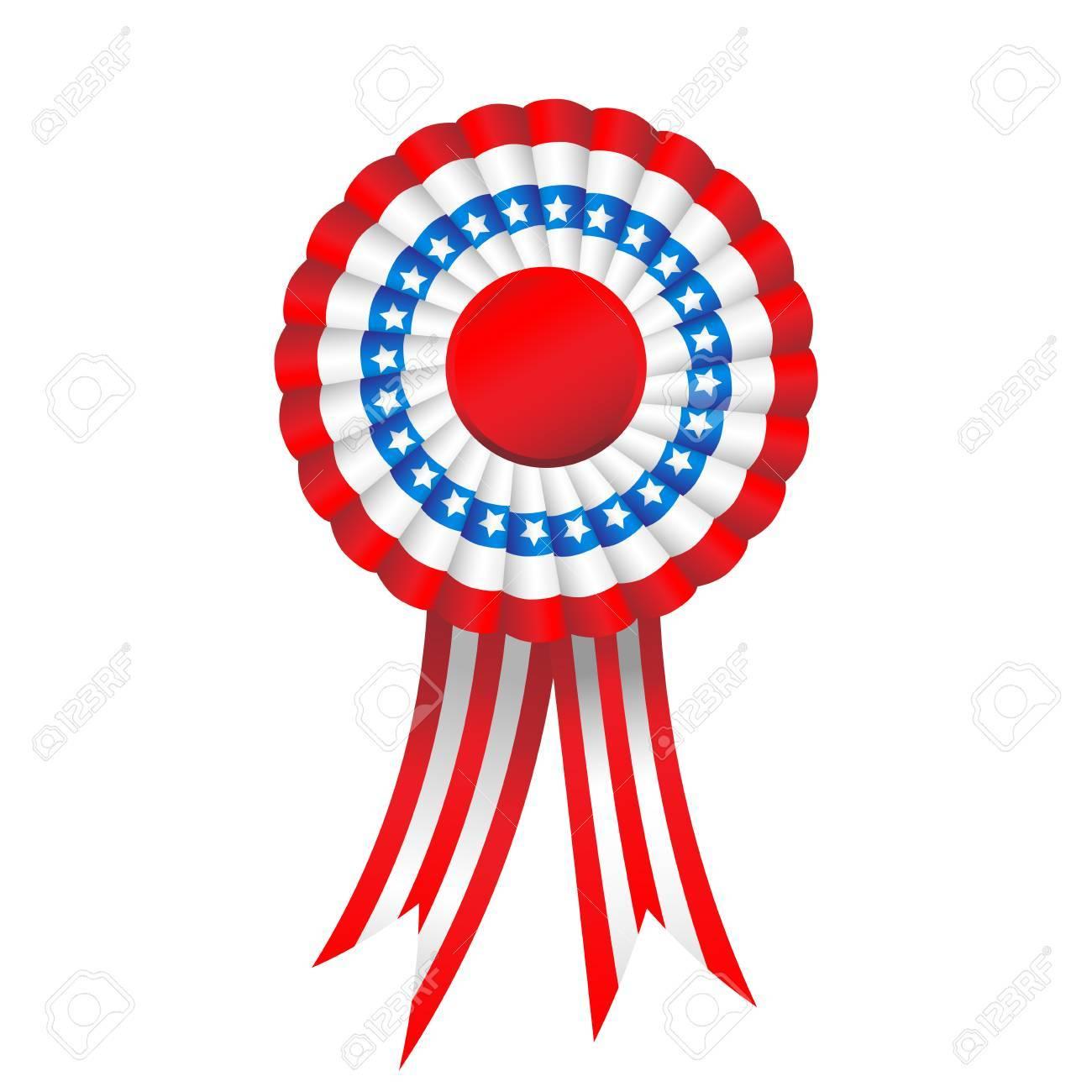 Holiday badge isolated on white background - 41736388