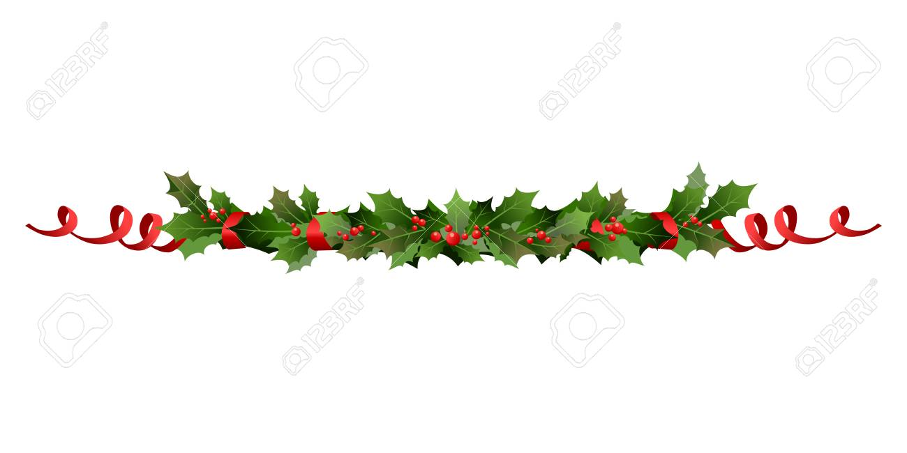 Christmas holiday line - 86814526