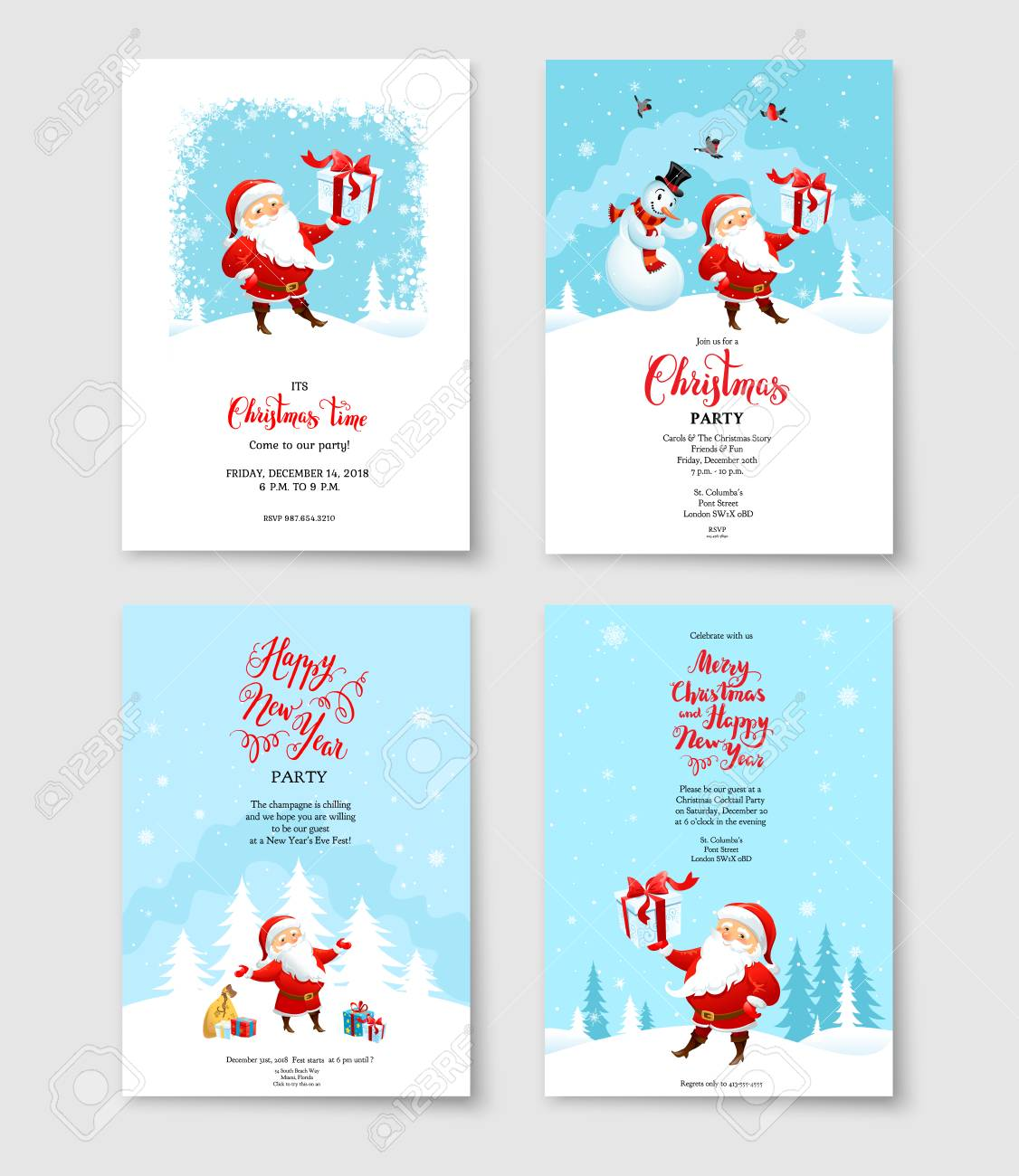 Winter Holiday Banners Team Flag Banners