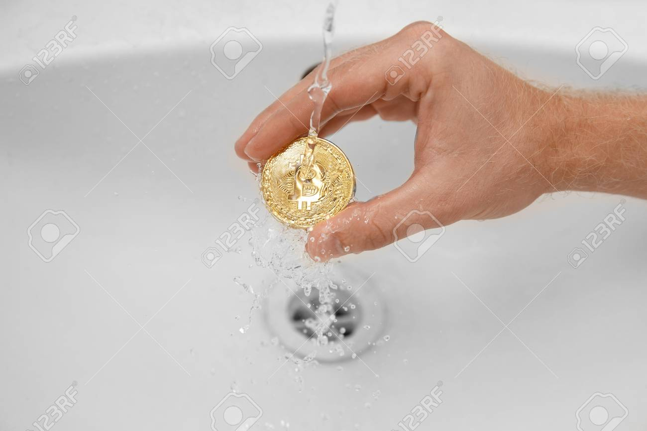 How to wash bitcoins stock public betting tracker