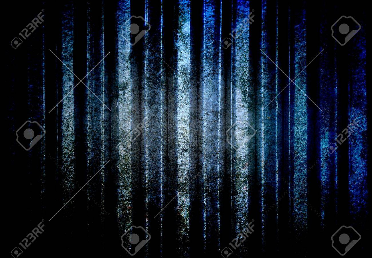 abstract old grunge metal fence for background Stock Photo - 15330452