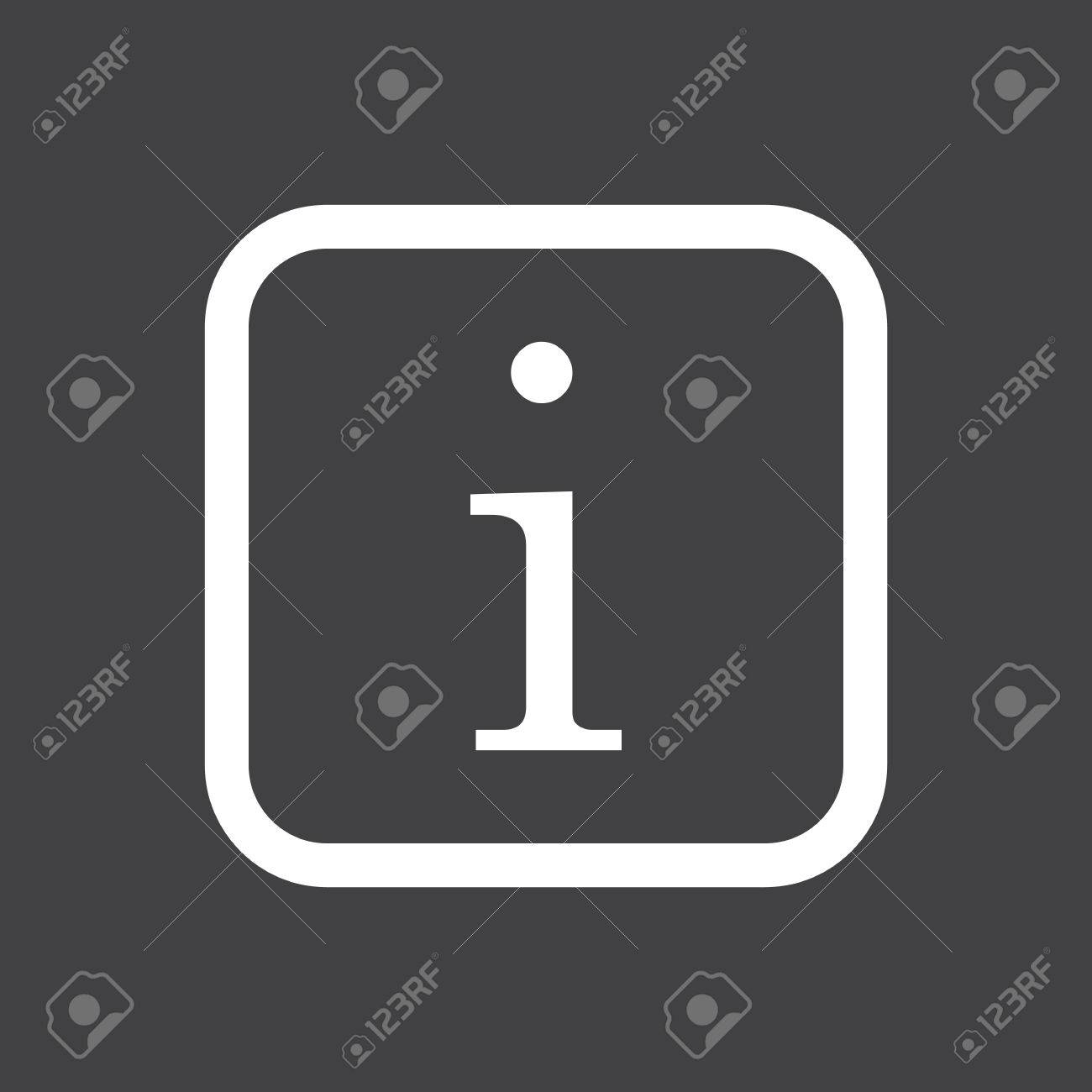 Information Message Indicator Icon Car Dashboard Icon Vector - Car image sign of dashboardcar dashboard icons stock images royaltyfree imagesvectors