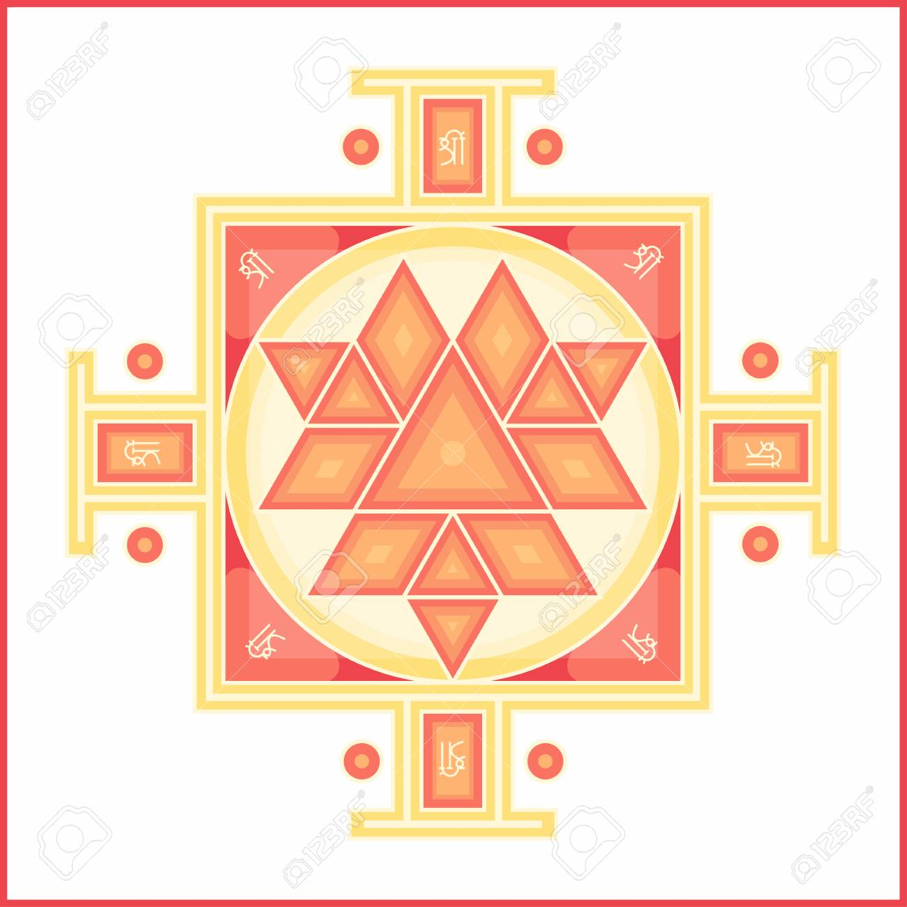 Sri yantra is the symbol of hindu tantra formed by interlocking sri yantra is the symbol of hindu tantra formed by interlocking triangles that radiate from the buycottarizona
