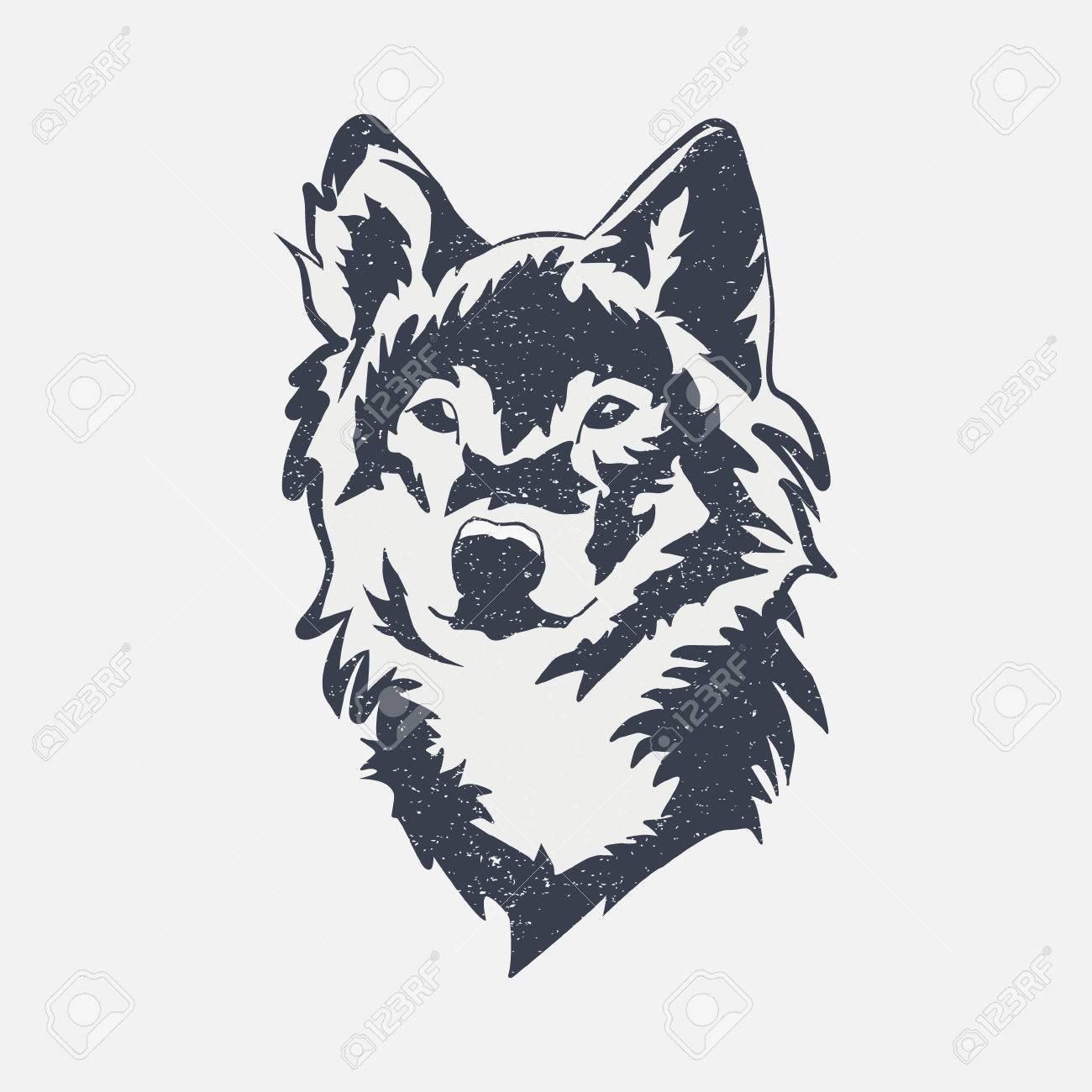 Wild Wolf Icon Royalty Free Cliparts Vectors And Stock Illustration Image 83868071 Here you can explore hq wolf icon transparent illustrations, icons and clipart with filter setting like polish your personal project or design with these wolf icon transparent png images, make it even. wild wolf icon