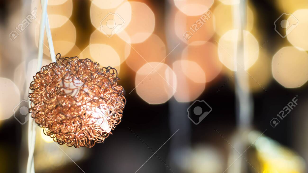 Woven Ball Globe Ceiling Pendant Light Lamp Shade Lampshade Stock Photo Picture And Royalty Free Image Image 139212312