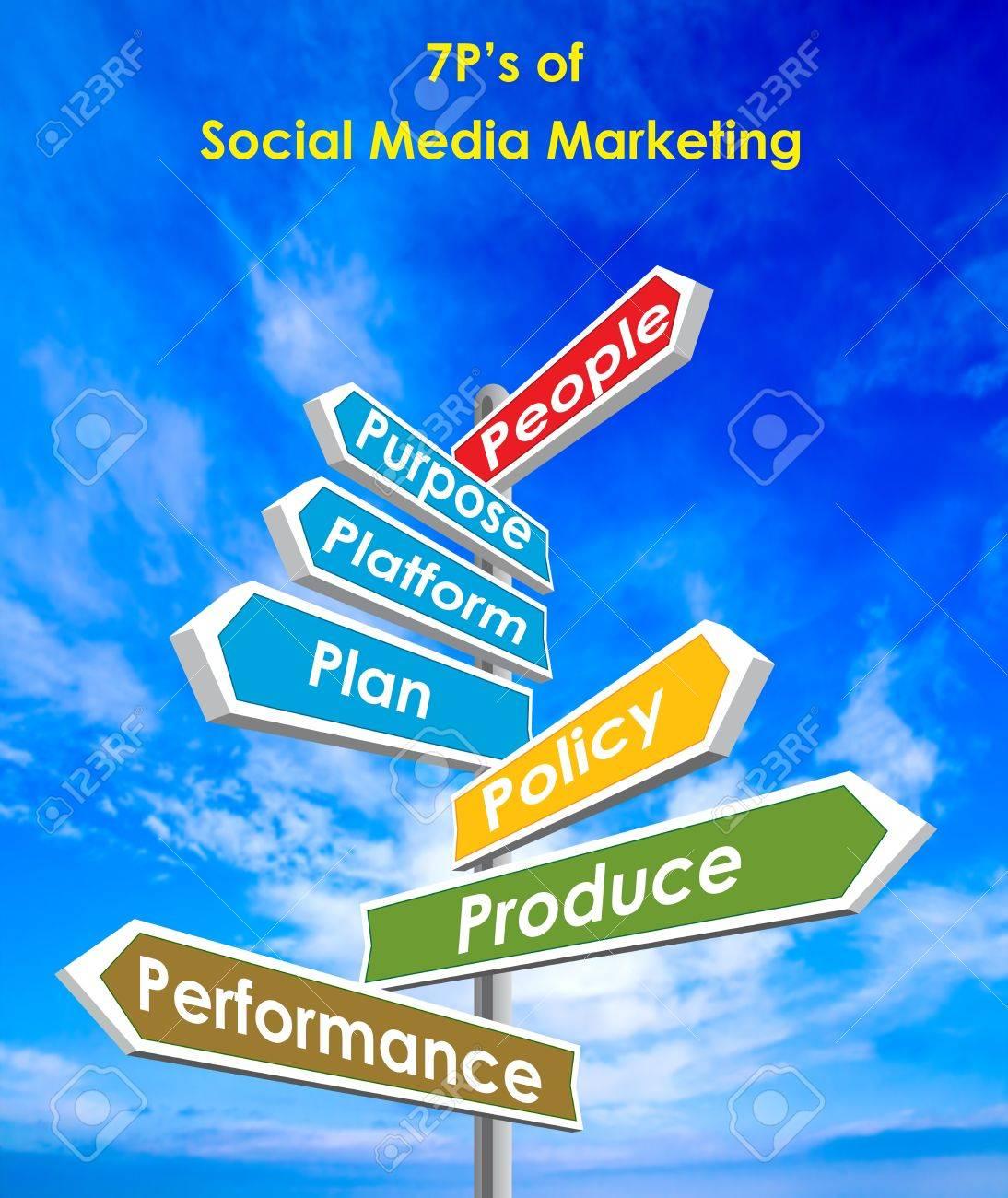 Success of Social Media Stock Photo - 16975750