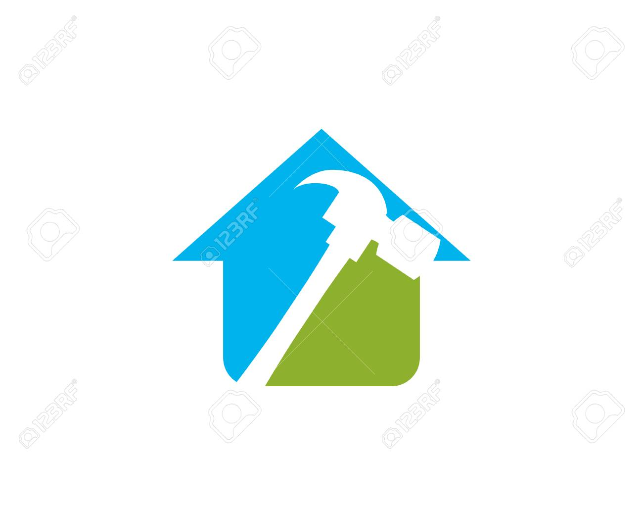 home improvement icon royalty free cliparts vectors and stock