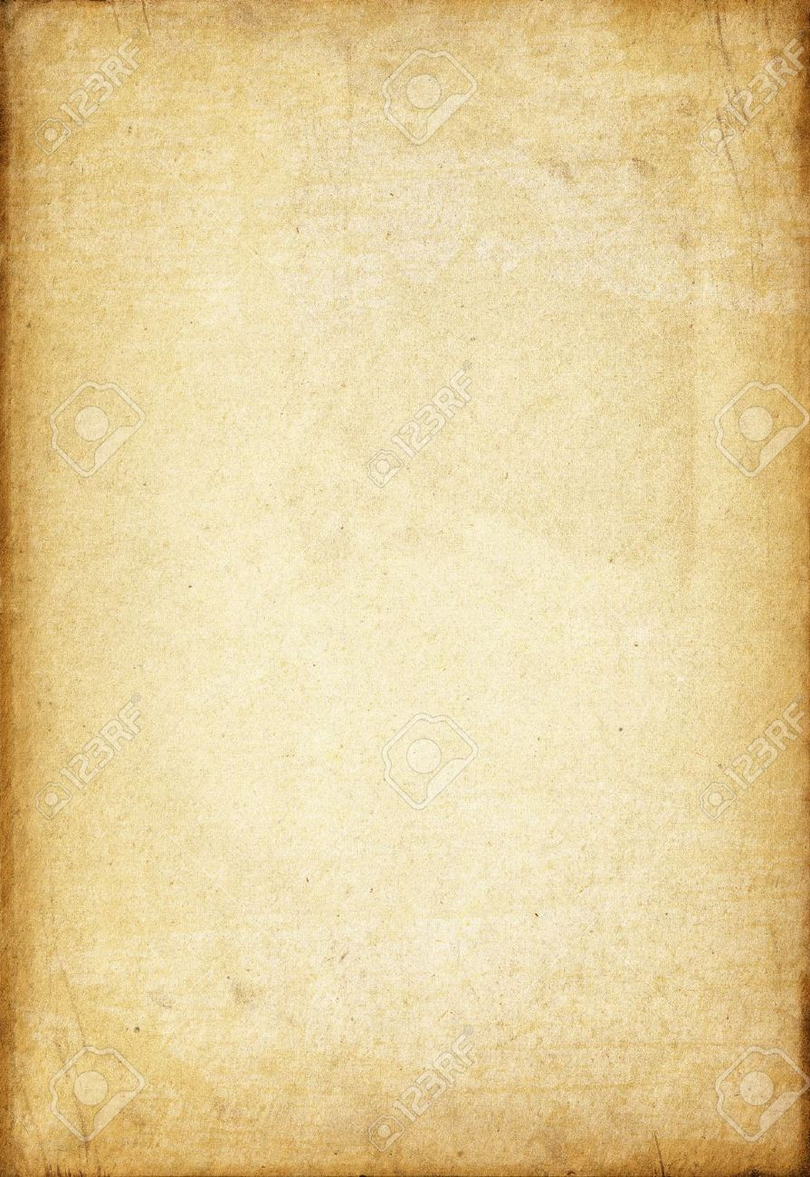 Vintage paper high detailed background Stock Photo - 7141452