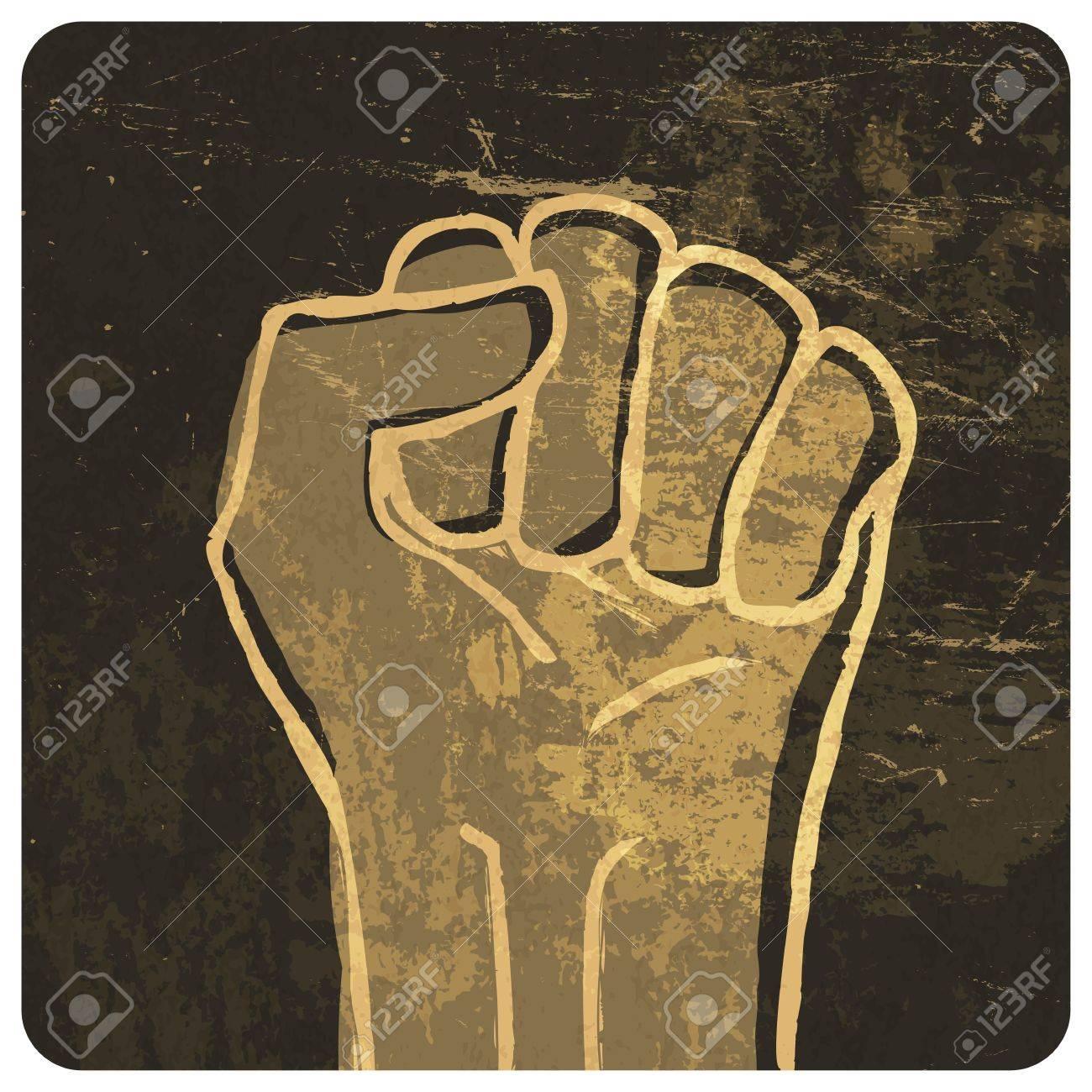Fist Stock Vector - 19187485