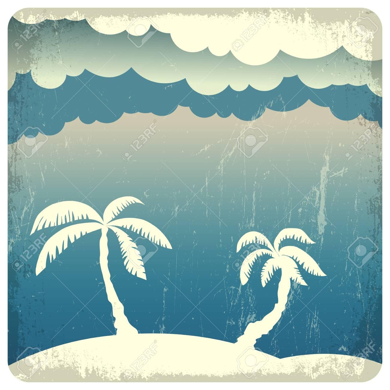 Summer time illustration Stock Vector - 20145990