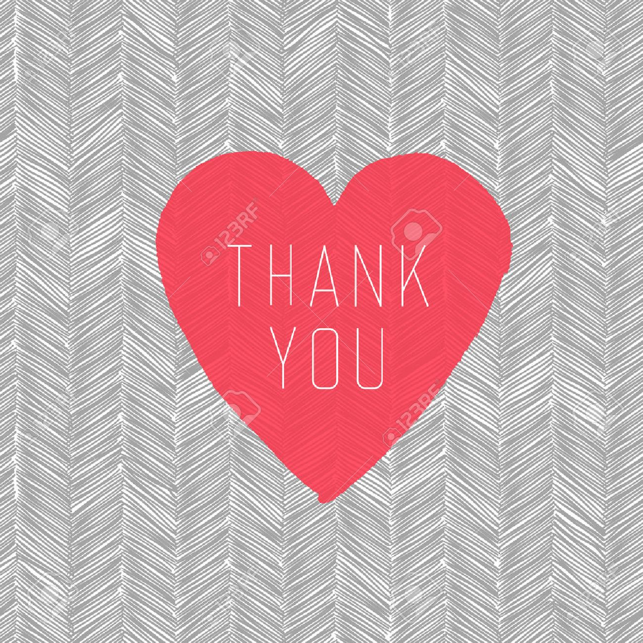 ""\\\\\\\\\\\\\\\\""""Thank You\\\\\\\\\\\\\\\"""" Card with Heart Symbol on Hand Drawn Pattern - 34372032""1300|1300|?|en|2|92553a28796518f09692b7ea11582aff|False|UNLIKELY|0.2956545650959015