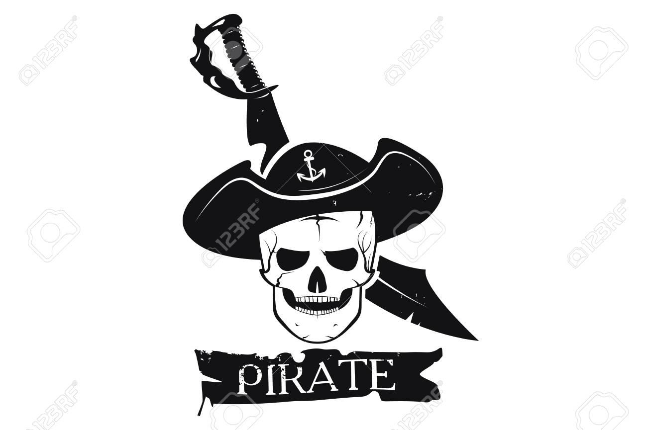 SPADA da Pirata e cappello