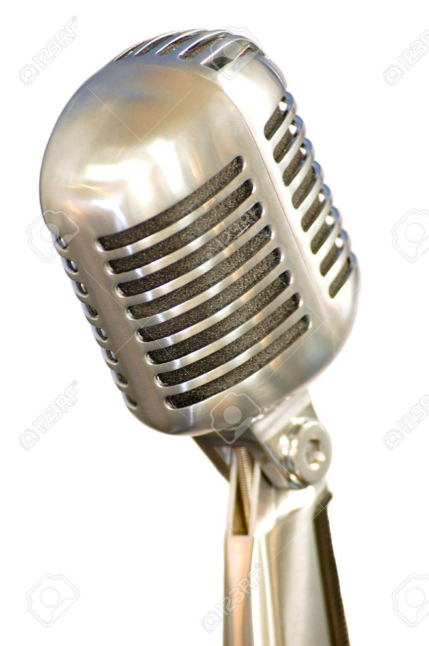 Microphon Standard-Bild - 5587410