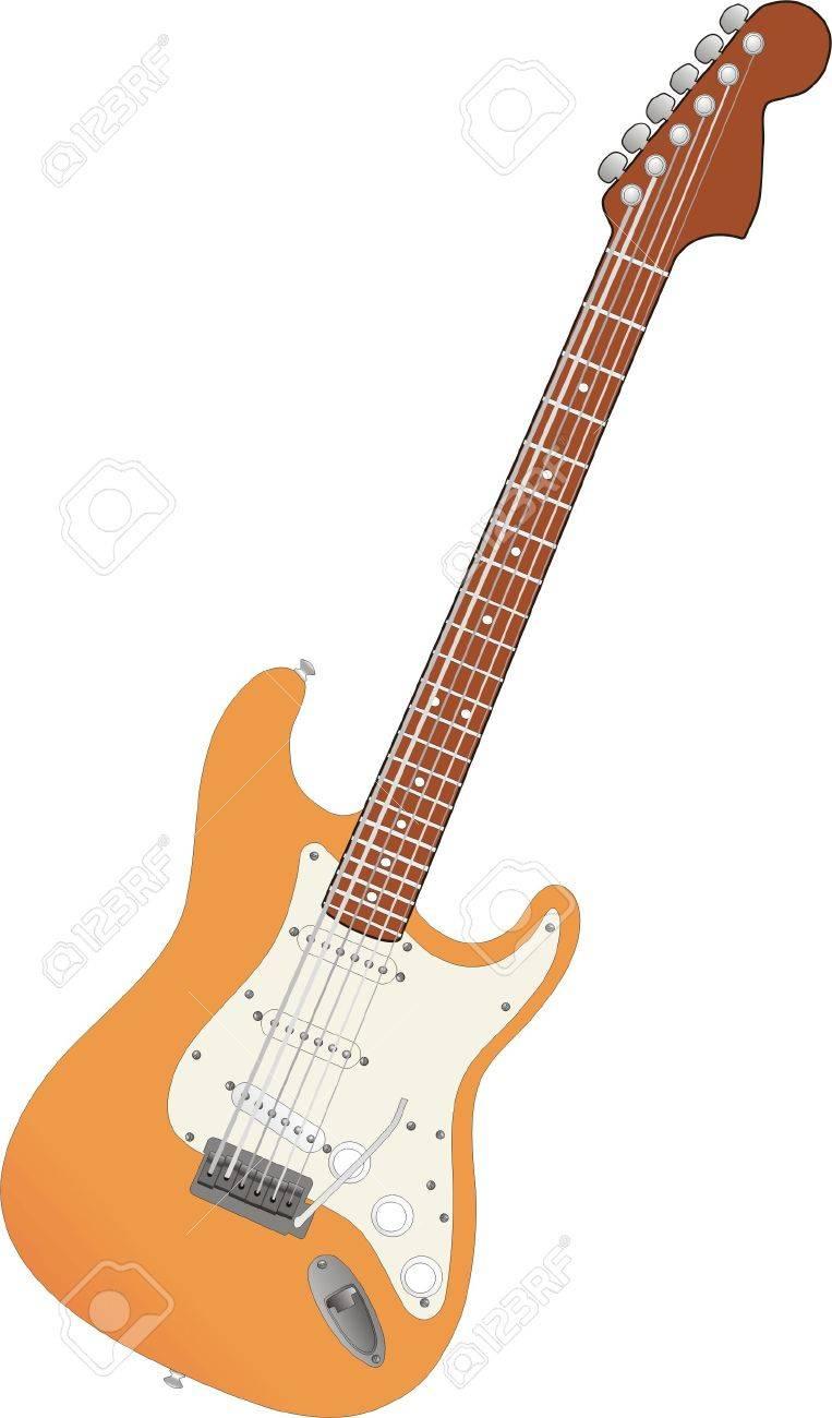 Guitar Standard-Bild - 5630797