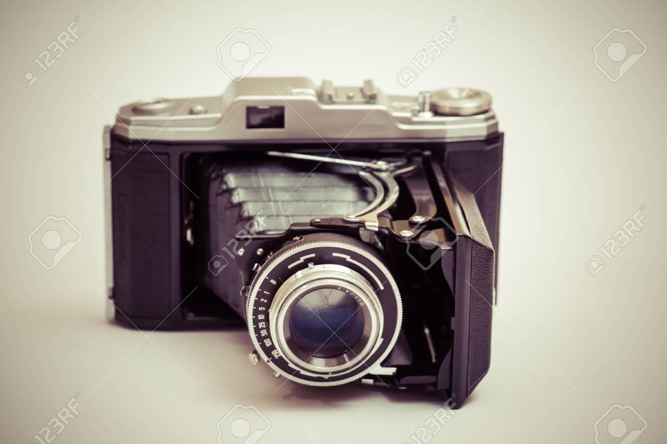 Analoge Kamera Standard-Bild - 30153841
