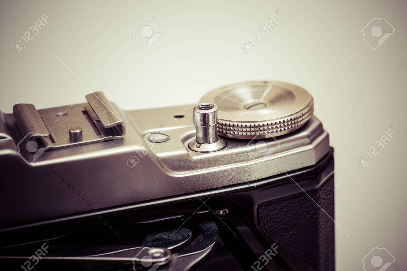 Analoge Kamera Standard-Bild - 30153846