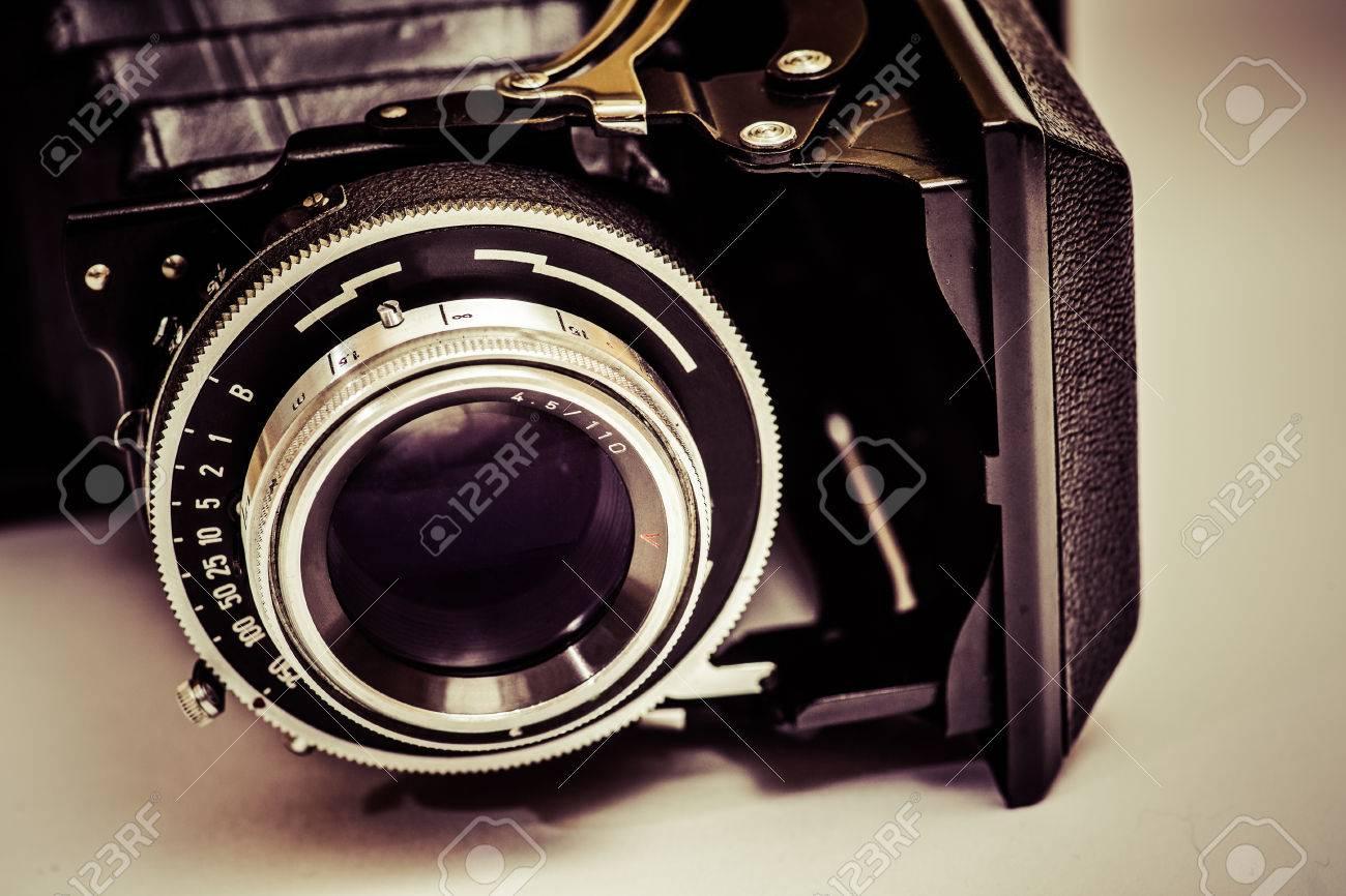 Analoge Kamera Standard-Bild - 30153872
