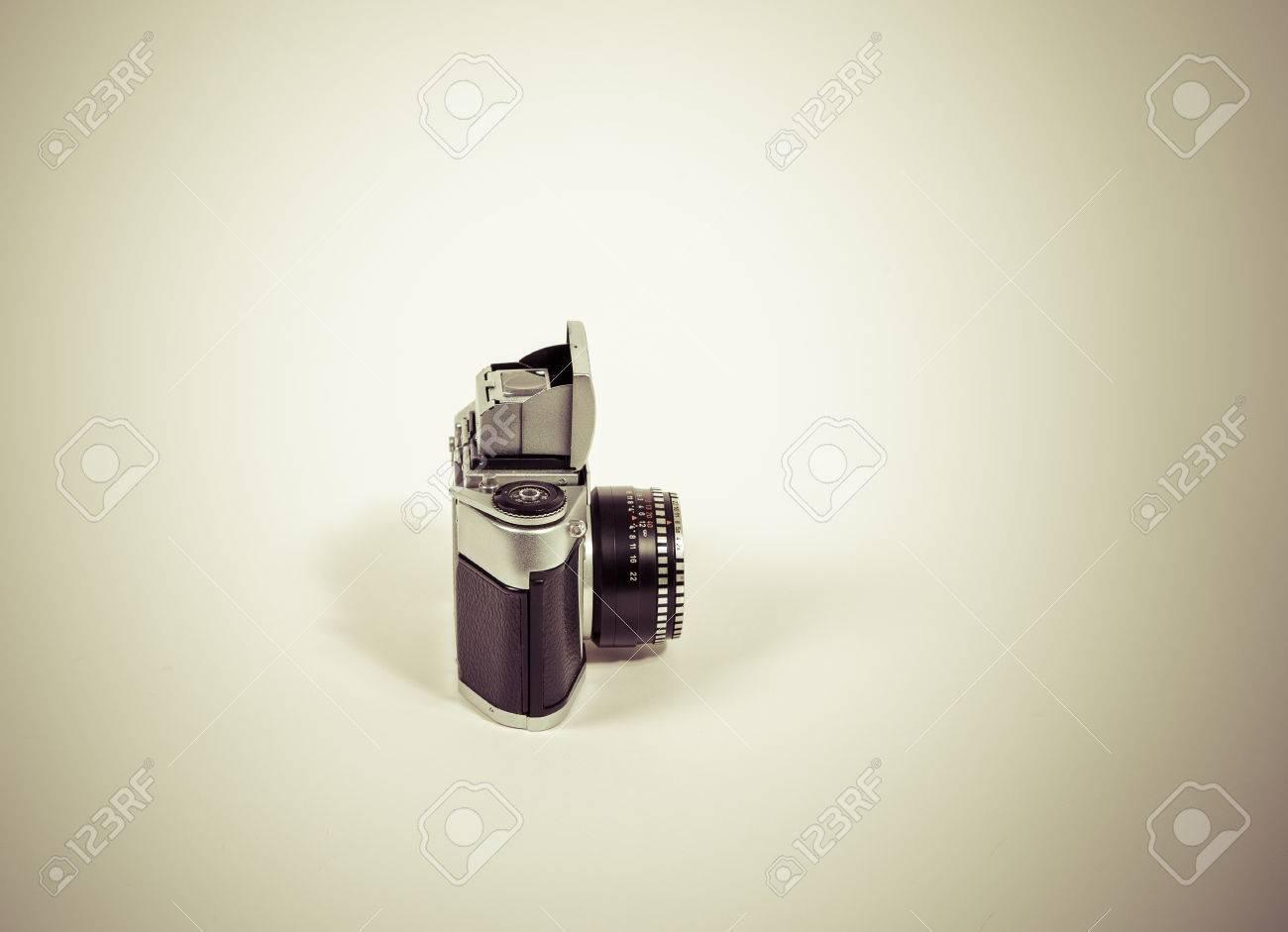Analoge Kamera Standard-Bild - 30153880