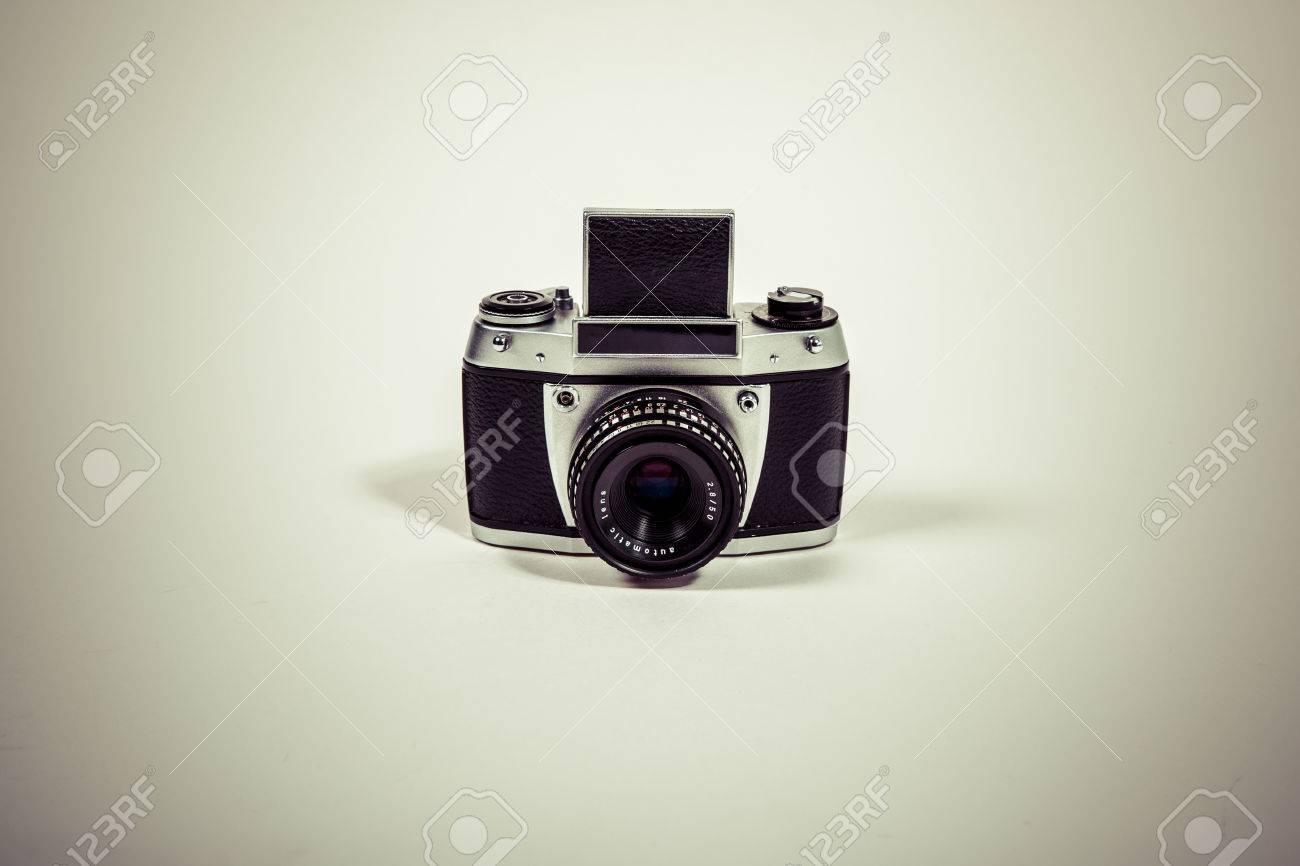 Analog camera Standard-Bild - 30153895