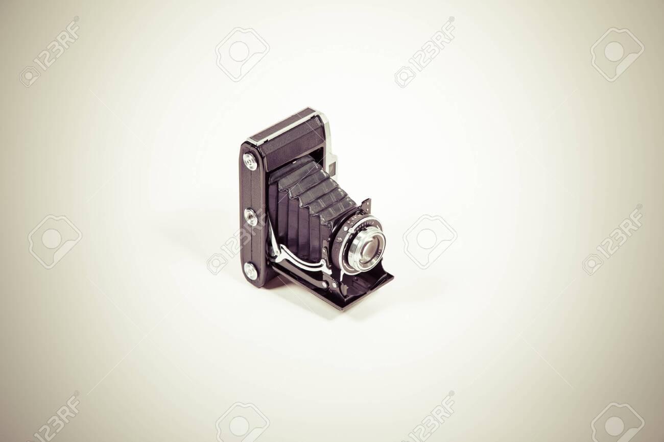 Analog camera Standard-Bild - 30153899