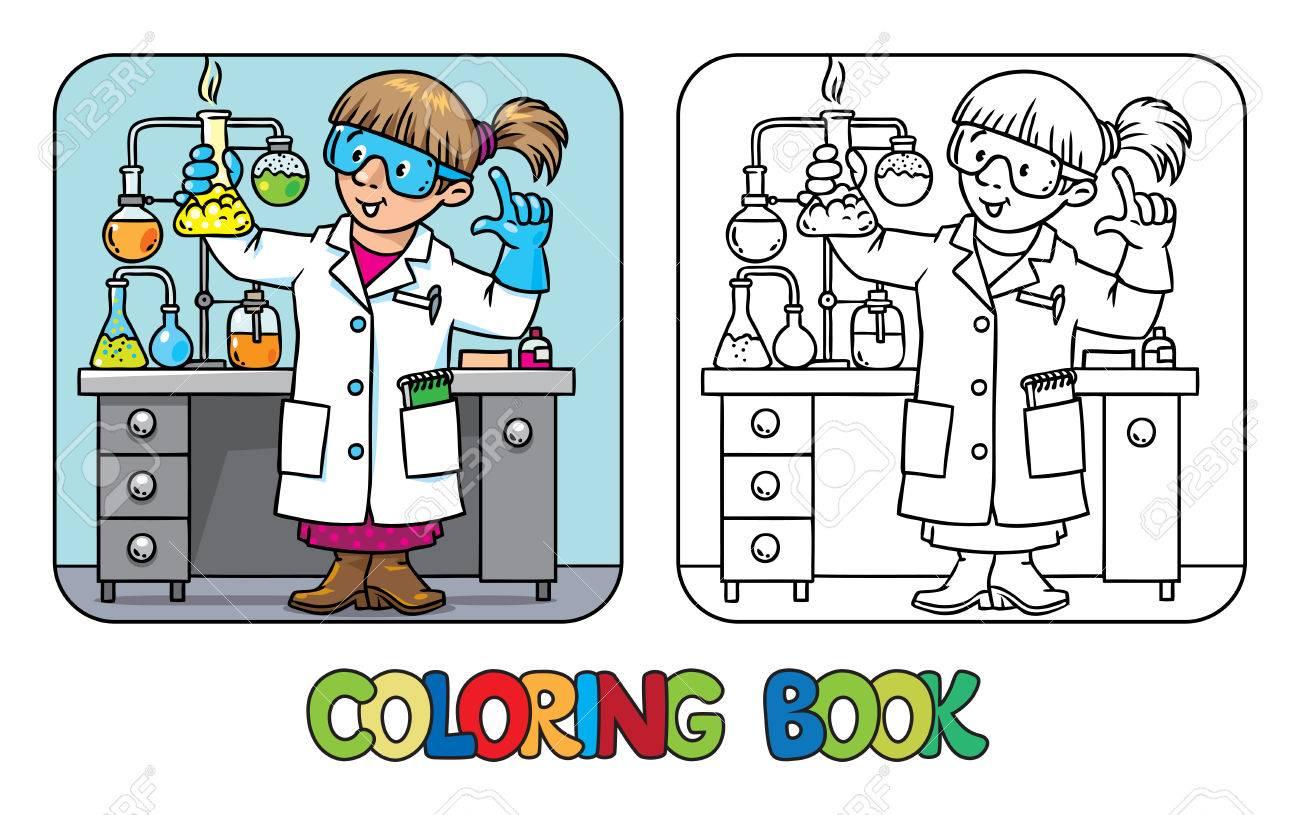 Ungewöhnlich Malvorlagen Aus Der Chemie Bilder - Beispiel Business ...