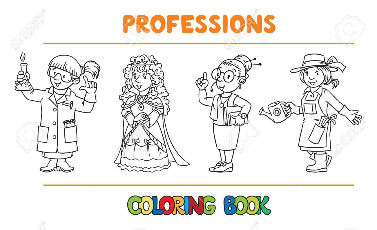 Atractivo Libro Para Colorear Para Abogados Viñeta - Dibujos Para ...