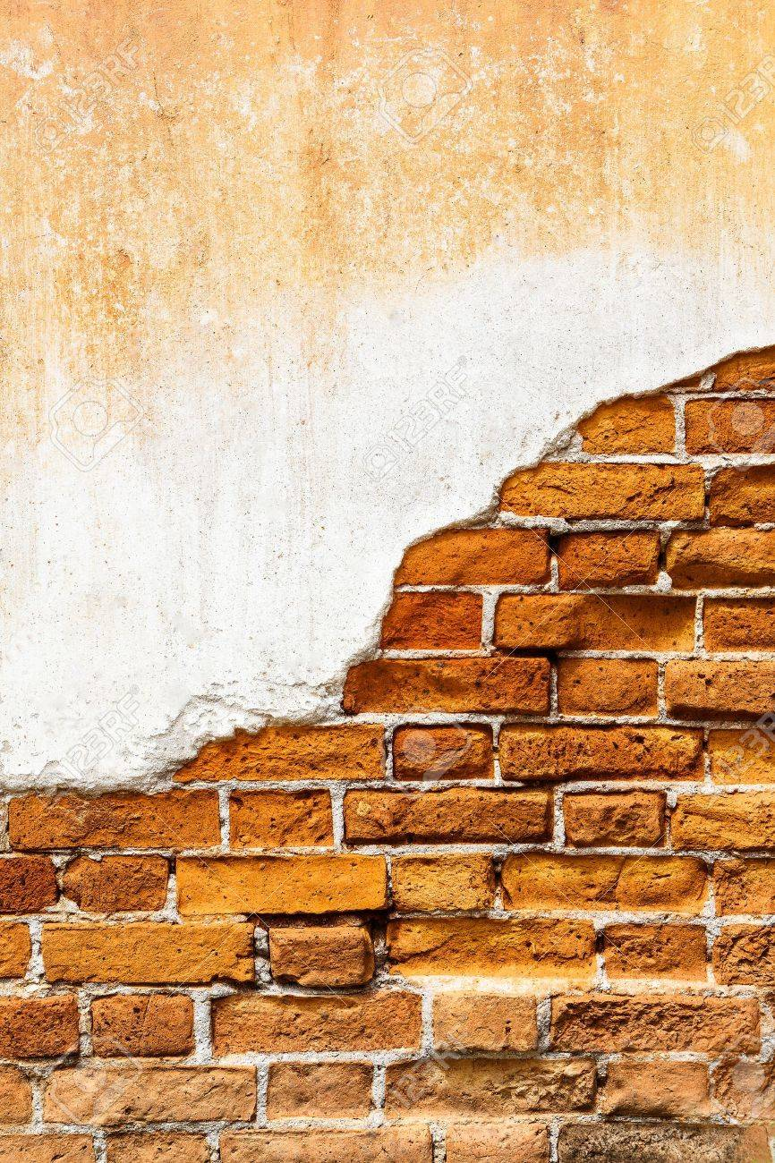 Old brick wall as background Stock Photo - 14268785