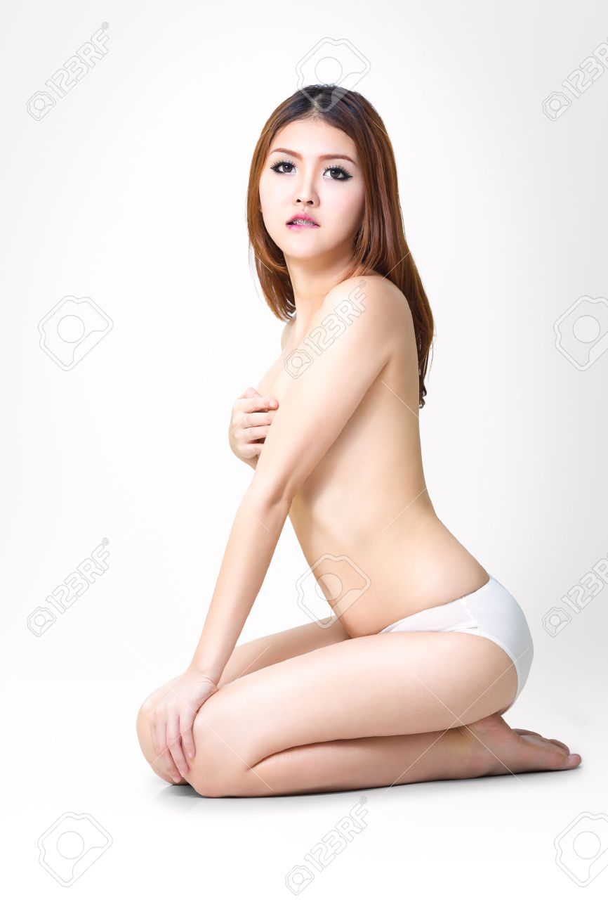 Young asian nude models