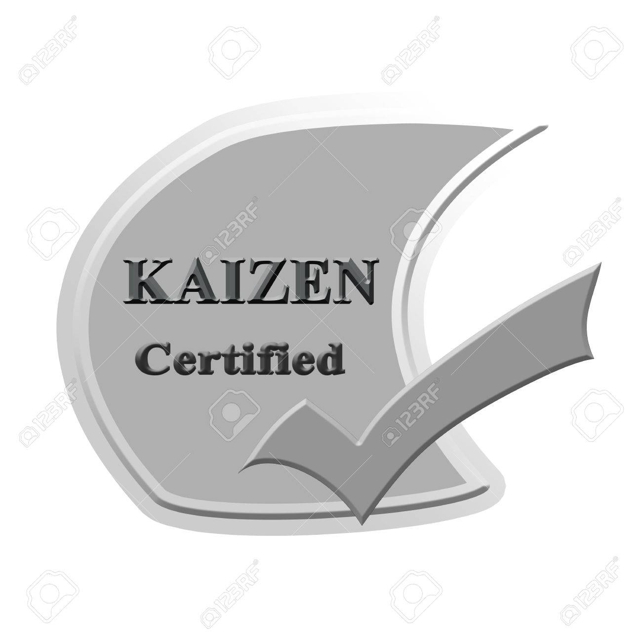 Kaizen certified icon or symbol image concept design for business kaizen certified icon or symbol image concept design for business and use in company system 1betcityfo Gallery