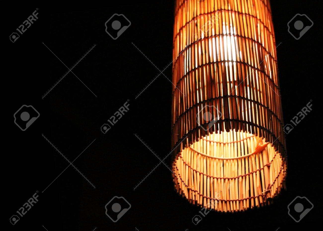 Plafoniera Vimini : Bambù plafoniera foto royalty free immagini e archivi