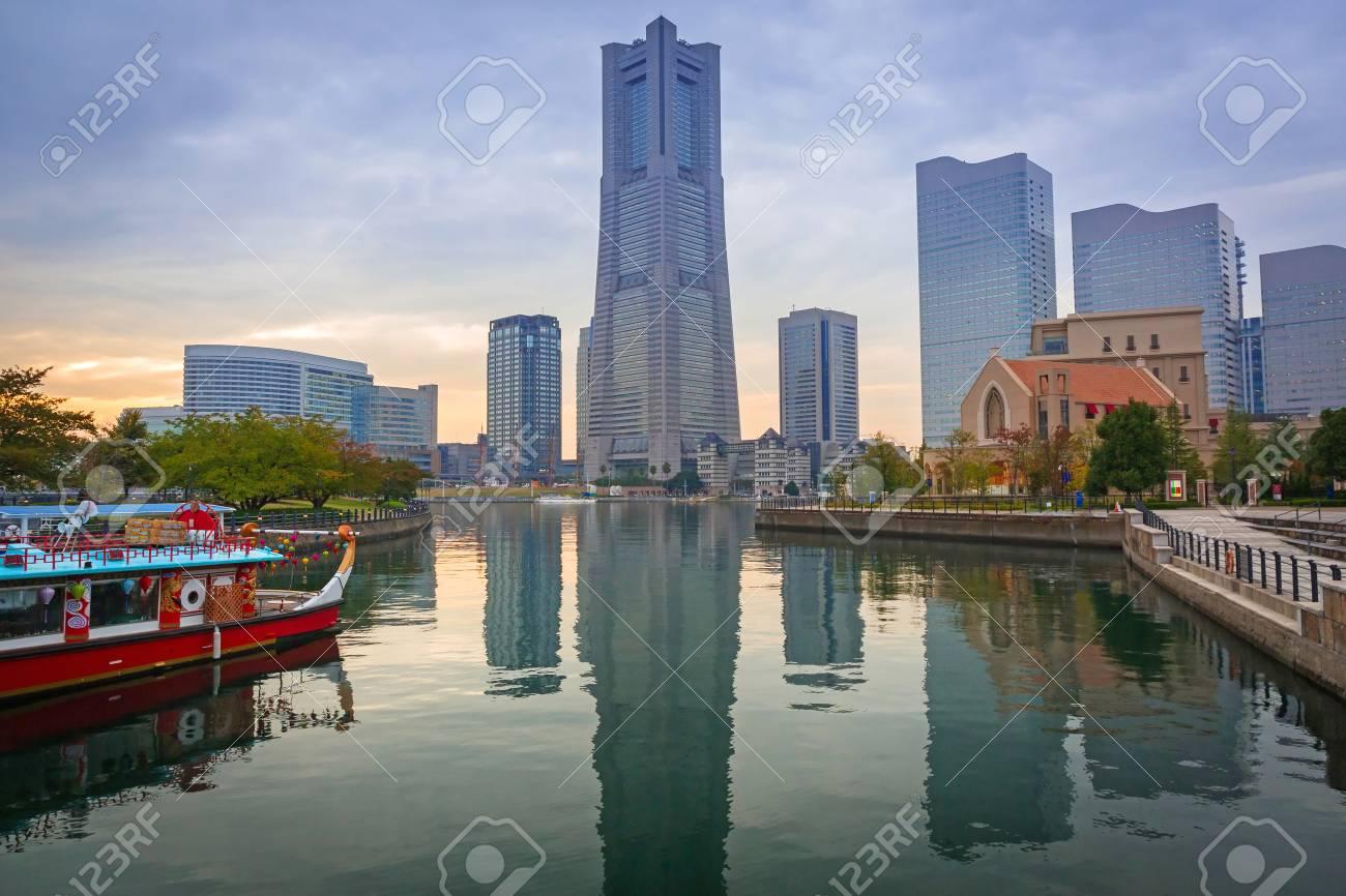 日 没 横浜