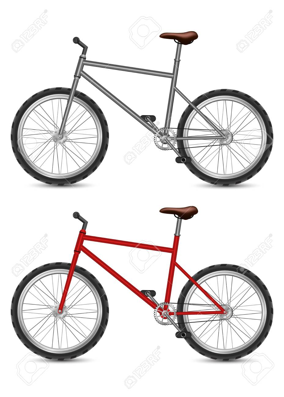 Bicycle vector design illustration isolated on white background - 151304458