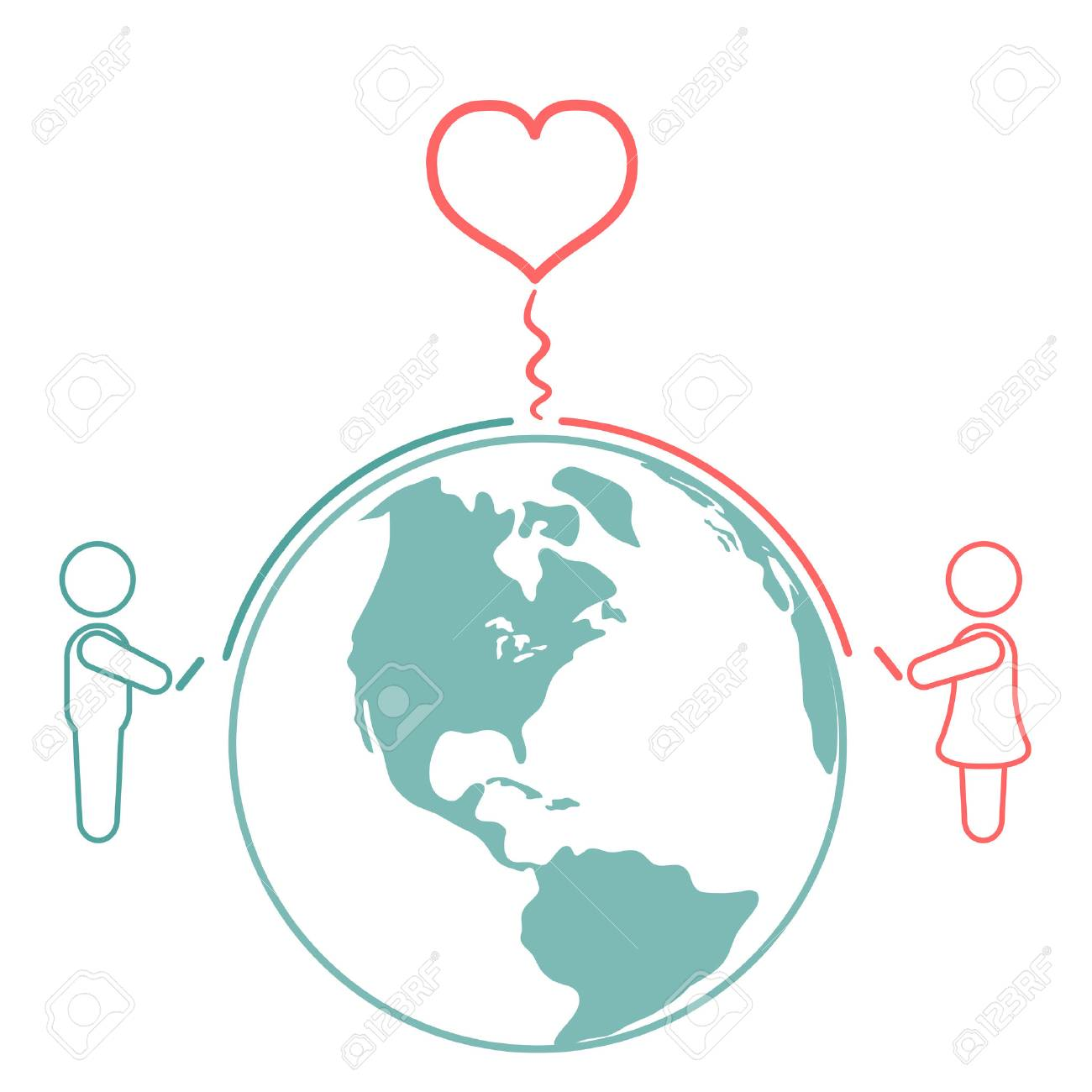 Long Distance Relationship and Cell Phones - 91648782